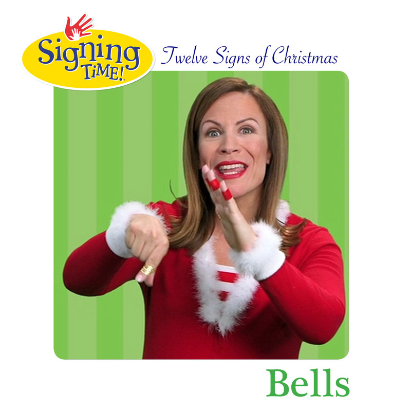 Signing Time: Twelve Signs of Christmas! Day 2