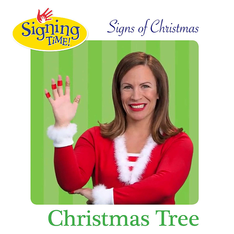 Signing Time: Twelve Signs of Christmas! Day 4