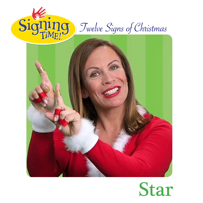 Signing Time Christmas Collection: Twelve Signs of Christmas! Day 11